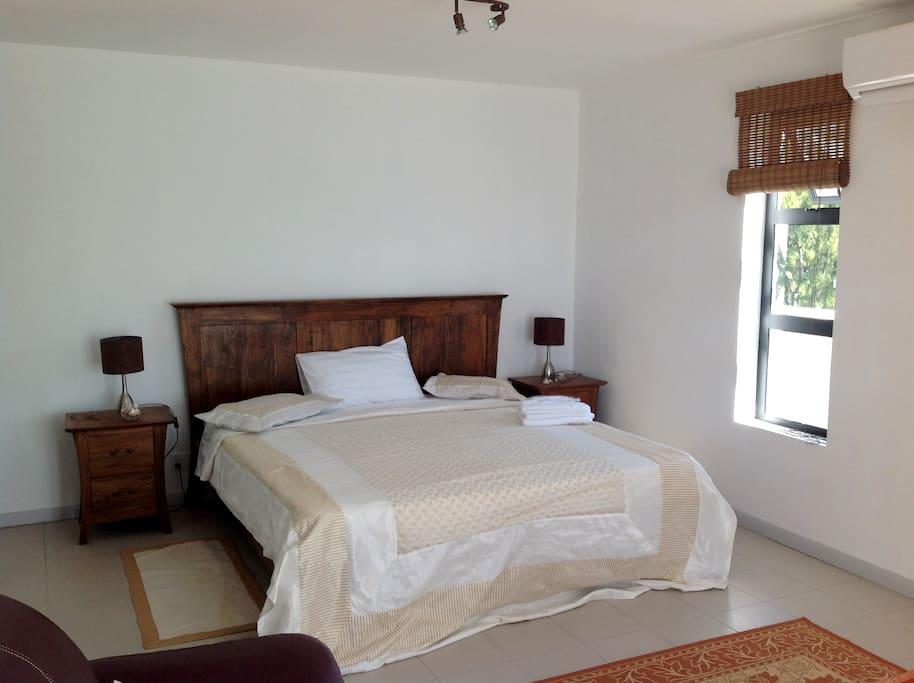 Ground Floor bedroom View