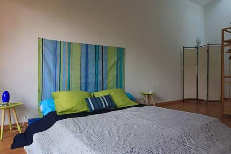 Ensuite private bedroom city center