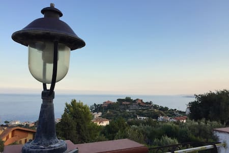 Beautiful sea sight view apartment - Stalettì