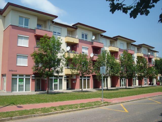 Csabai Apartman - Bük - Daire
