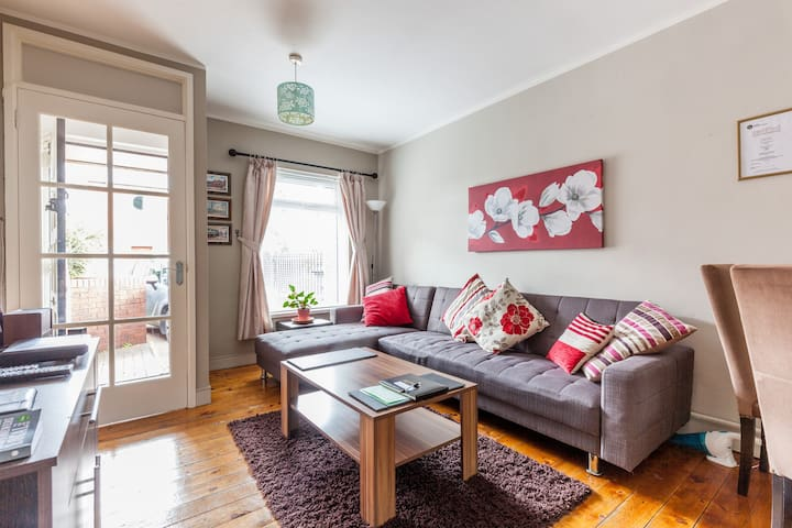 City centre/Free Parking/Private/Quiet - Belfast