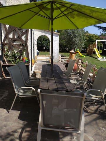 maison au calme - Saint-Caprais-de-Bordeaux - Ev