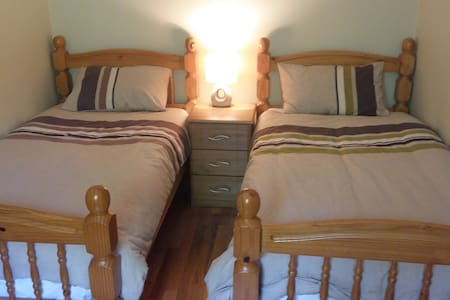 Bridge Bar B&B - Twin Room En-Suite - County Donegal