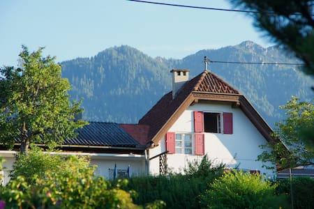 Knusperhäuschen in Seenähe - Ház
