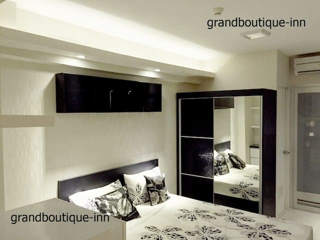 Greenbay Baywalk Apartment Pluit - Penjaringan - Huoneisto