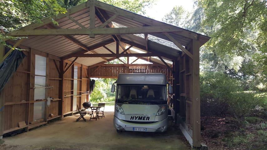 Insolite camping car statique - Cléguer/pont-scorff