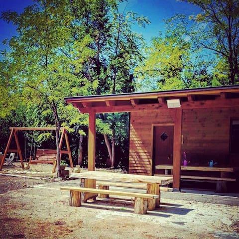 Casetta in legno immersa nel verde - Loreto Aprutino - Cottage