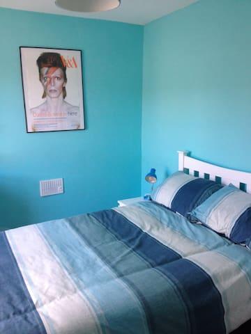 Lovely Double Room, Shared Bathroom - Lancaster - Hus