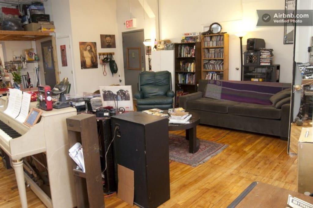 Greenpoint Loft / Le Chez Andrea