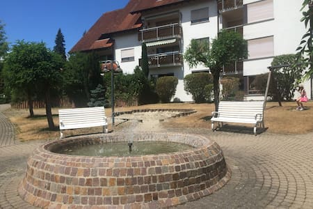 Beautiful 1 bedroom apartment - Waldshut-Tiengen - Wohnung