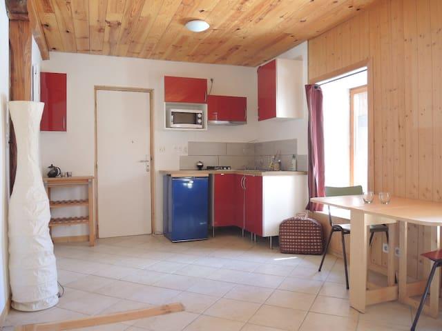 Studio Serre chevalier- Briancon - Briançon - House