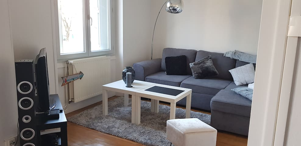 Appartement cosi et convivial!