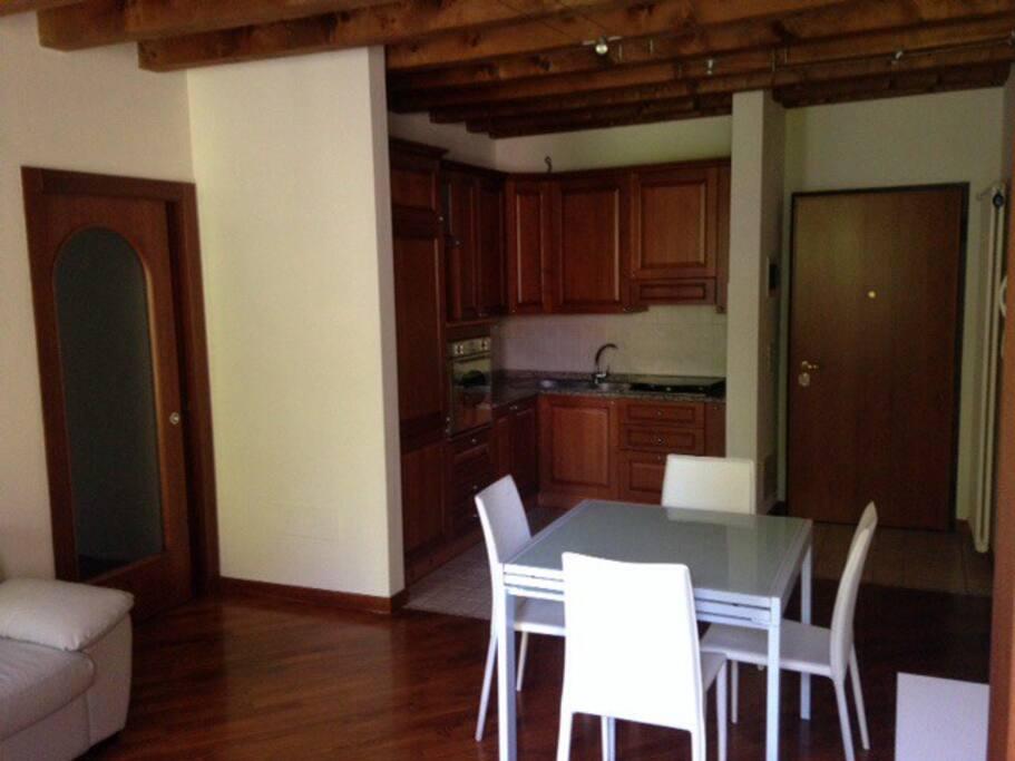 Un luogo di tranquilla comodit appartamenti in affitto for Appartamento in affitto a schio arredato