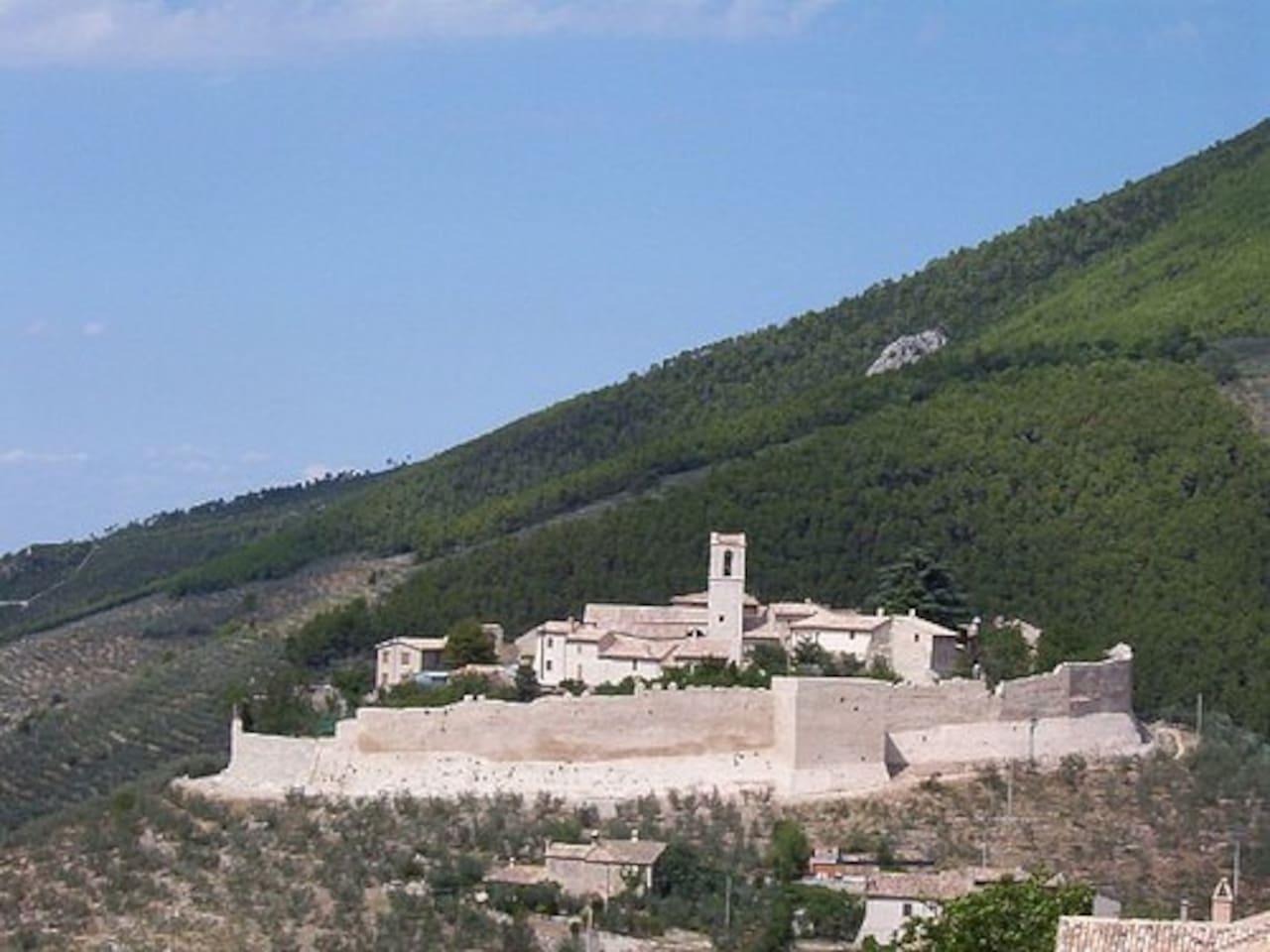 Il Casale ai Piedi del Castello