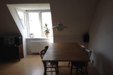 Apartment in the centre of Nørrebro