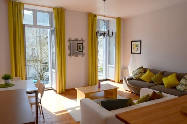 Cool apartment in Alpine town - Bagnères-de-Luchon - Apartmen