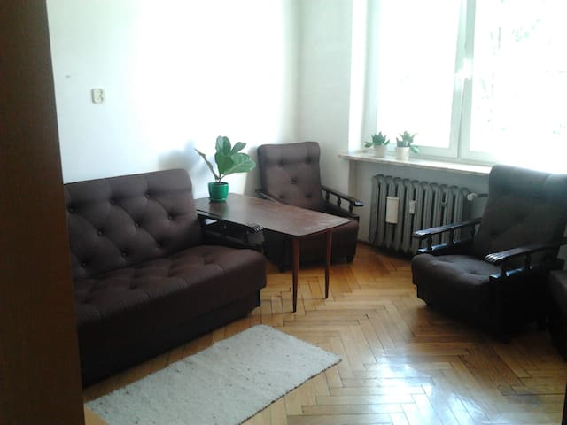 Cosy room, 10min from the centre - Poznań