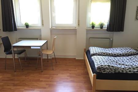 Gästezimmer im Frankfurter Westen - Frankfurt am Main