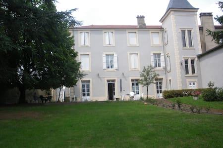 Maison bourgeoise au calme - Willa