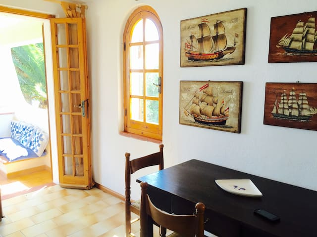 Apartment in a villa on the beach near to Cagliari - Quartu Sant'Elena - Pis