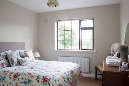 Cosy, Bright, Elegant Double Room - Borris - Hus