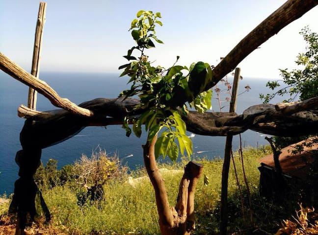 Beautiful House Overlooking Amalfi-