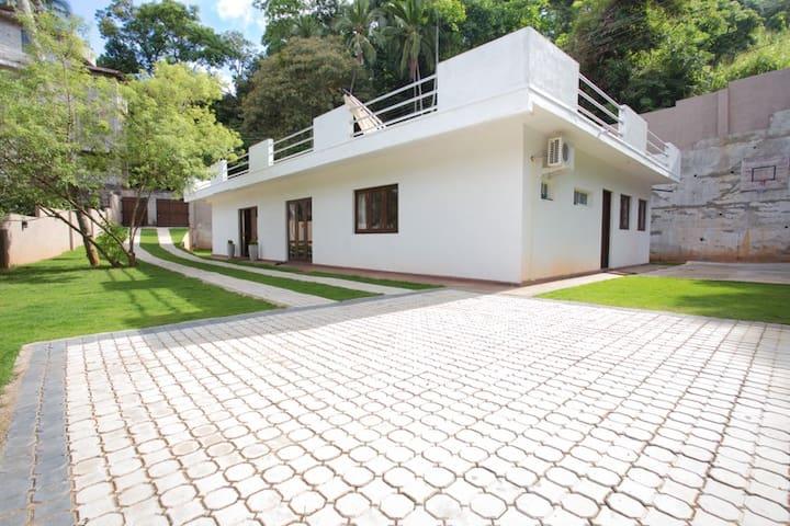 Poorna House - Kandy - Dom