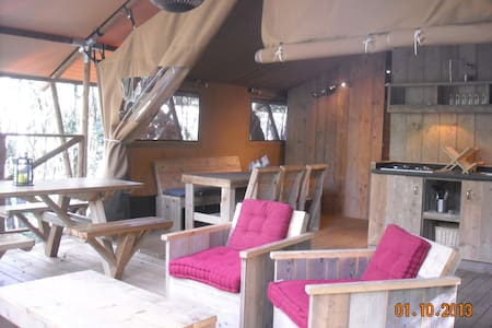 Safari Lodge - Labastide-de-Virac