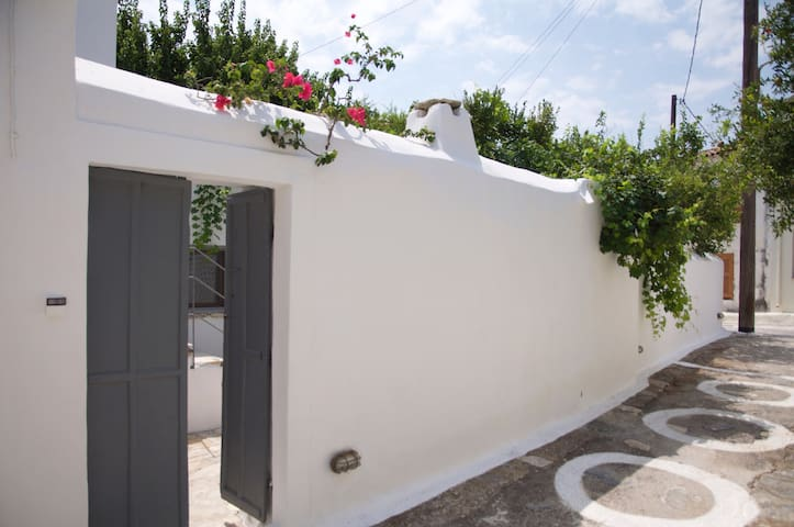 Village house in Hora, Samos  - Samos - Talo