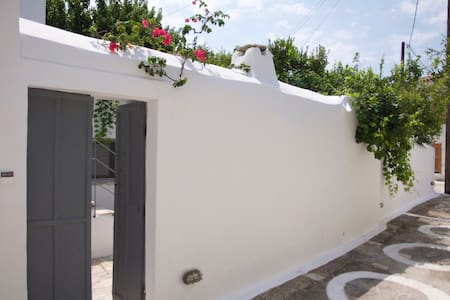 Village house in Hora, Samos  - Samos