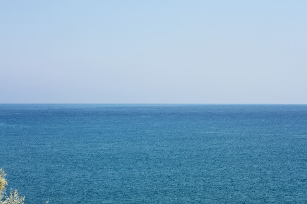 Sea view from house II