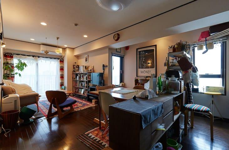 Most good location in TOKYO - Minato-ku - Apartemen