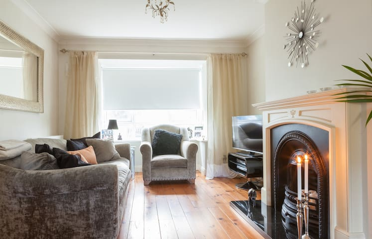 Luxurious King sized bedroom Dublin - Donabate - Inap sarapan