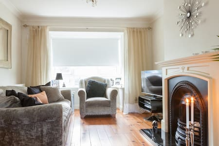 Luxurious King sized bedroom Dublin - Donabate
