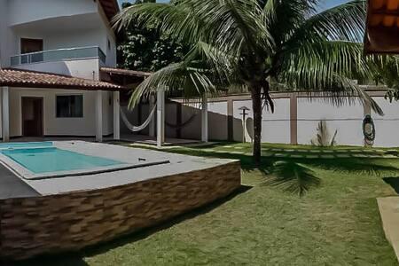 Linda Casa em Praia de Manguinhos-Serra-ES