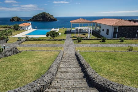 374 CK seaside guest house - Vila Franca Do Campo - Casa