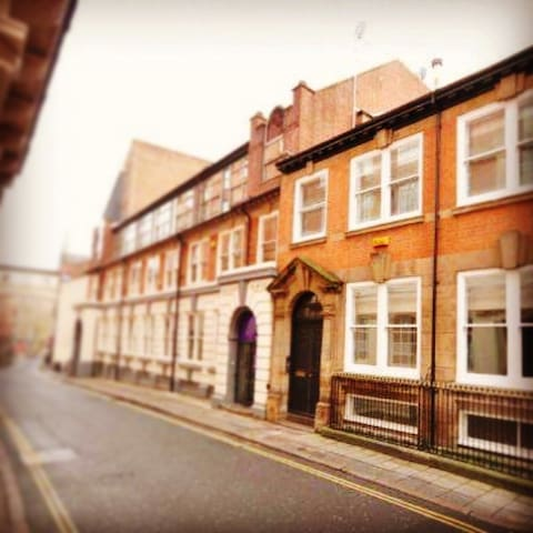 Winchester House, Hounds Gate - Nottingham - Daire