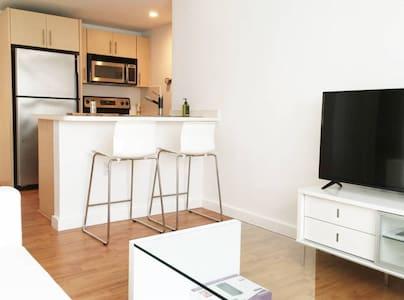Brand new 1bedroom @ South beach - Miami Beach - Apartemen