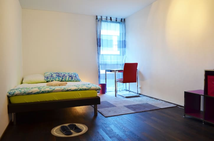 Guestroom in Zug City