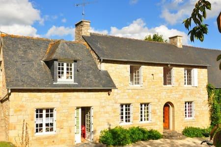 Grande maison à la campagne - Trégon - Casa