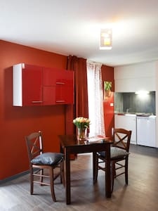 coquet studio de 25 m² - Bourg-en-Bresse - Penzion (B&B)