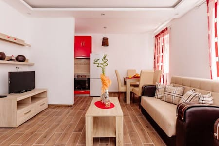 Dream Vacation Apartments-RedStudio - Lepetane
