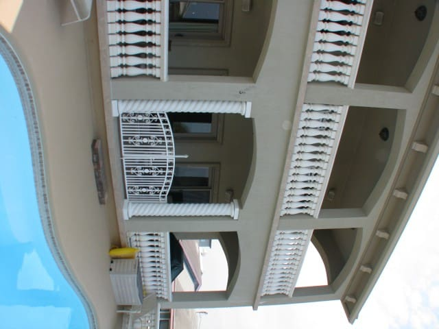 Large Beach House with Pool for 12 - Saint Augustine - Casa