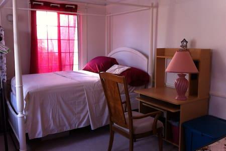 Bernadette's Private Room