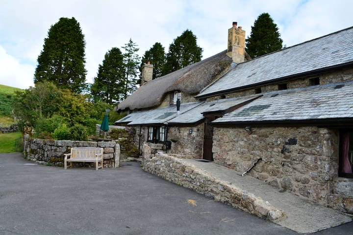 Idyllic Dartmoor Cottage - Postbridge - อพาร์ทเมนท์