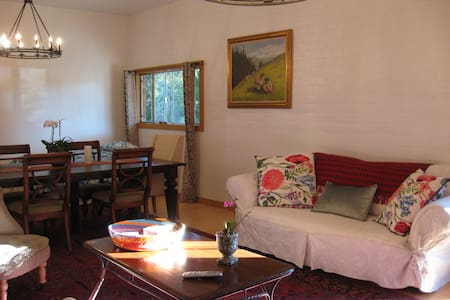 Charming Clean Comfy Two Bedroom Cottage - Solvang