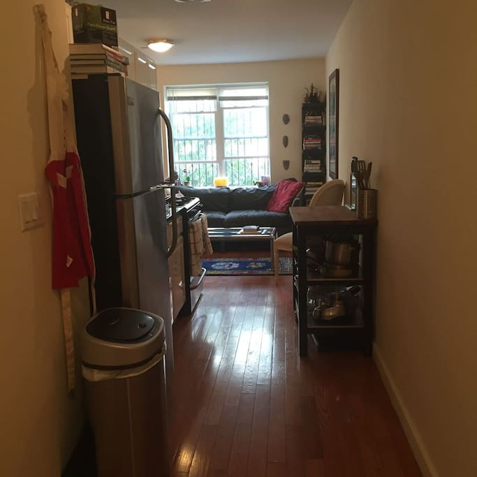 Duplex apartment in the heart of Bushwick!