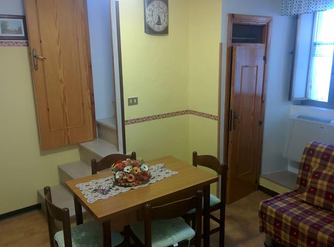 Grazioso appartamento in montagna - Palena - Lejlighed