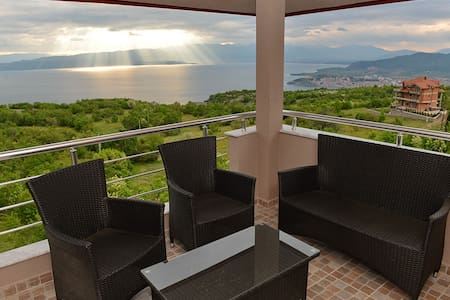 Velestovo House - One-Bedroom Apart - Ohrid