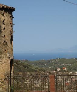 casa vacanza mare e natura in relax - Perdifumo - Flat